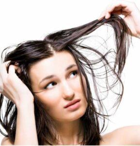 چرب شدن موها دلایل مهمی دارد