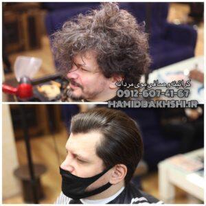لخت کردن موی مردانه